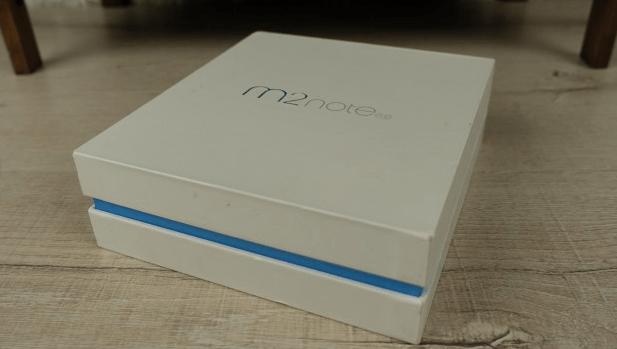 Meizu M2 Note упаковка