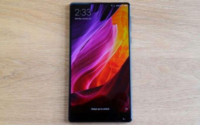 дисплей смартфона Xiaomi Mi Mix