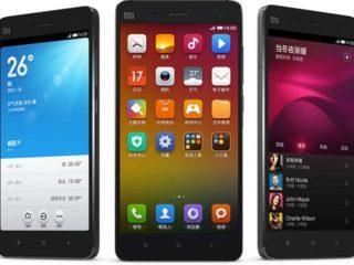 Классификация смартфонов Xiaomi