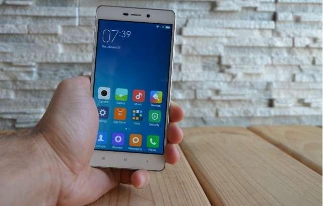 Xiaomi Redmi 3S дисплей
