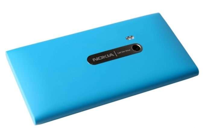 Основная камера Nokia N9