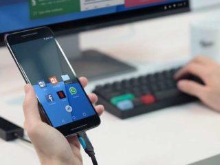 Компьютер не видит подключенный телефон? Поиск и устранение проблем подключения