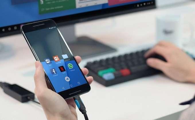 ПК не видит телефон через USB