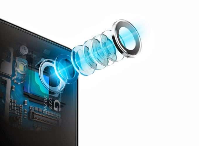 камера современного смартфона