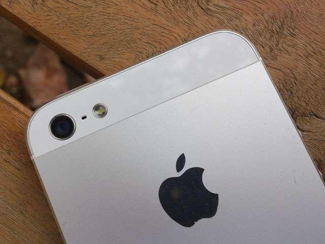iphone 5 основная камера