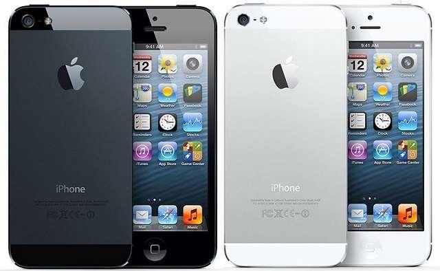 iphone 5 Цвета