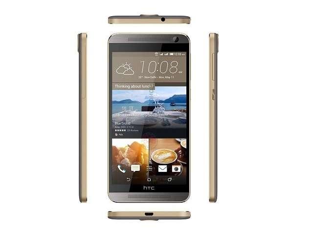 HTC One E9 внешний вид