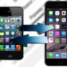 Как перенести фотографии с iPhone на iPhone