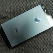 iphone 5 тыльная панель