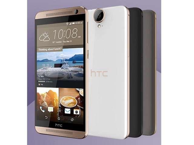 HTC One E9 цвета