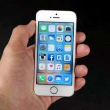 Лицевая панель iPhone SE