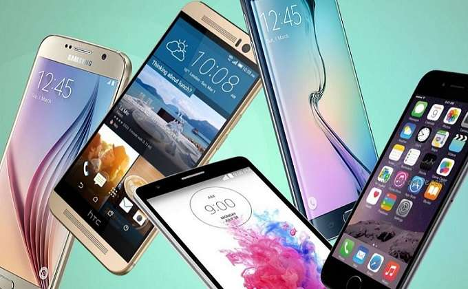 Топ смартфонов 2017 года