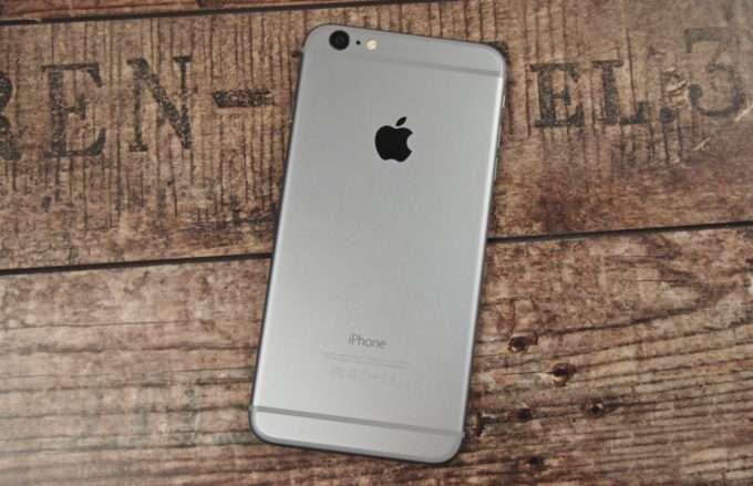 Задняя панель iPhone 6 Plus