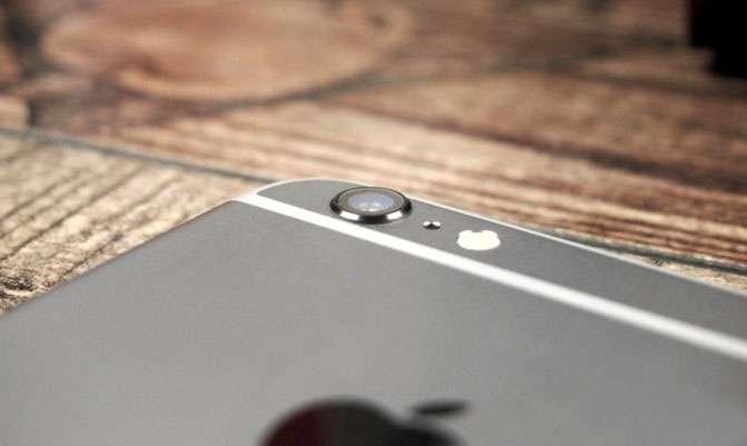 iPhone 6 Plus основная камера