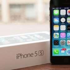 Обзор Iphone 5s