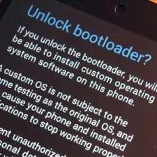 Как узнать разблокирован ли загрузчик bootloader через режим фастбут?