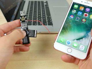 Как подключить флешку к iPhone