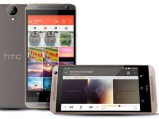 Обзор HTC One E9