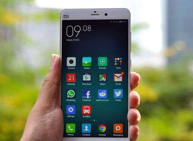 внешний вид Xiaomi