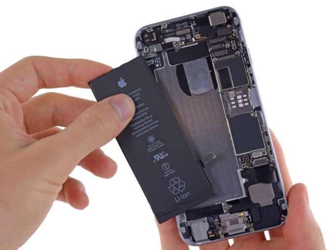 батарея айфона