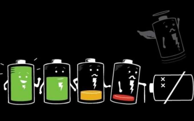Автономность смартфона