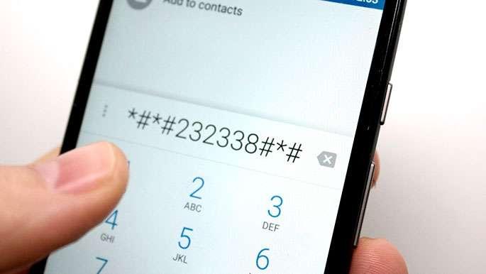 Сервисные коды для смартфонов Android
