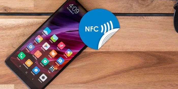 телефон с поддержкой nfc