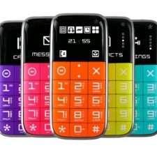 Большие сотовые телефоны для пожилых людей