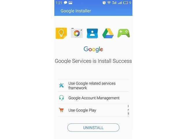 запуск Google