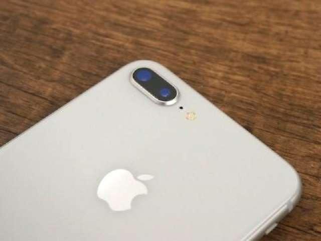 iPhone 8 plus камера