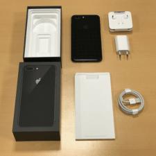 iPhone 8 plus комплект