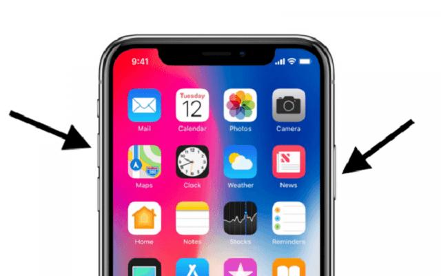 Принудительное отключение iPhone