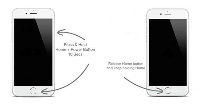 Как ввести Айфон в режим DFU