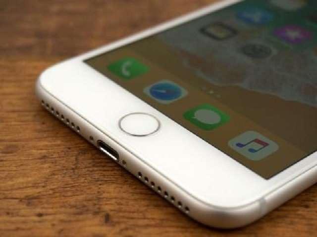 iPhone 8 plus нижняя грань