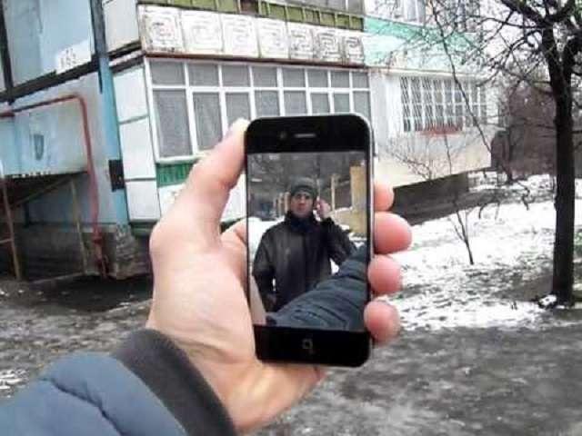 зеркальная пленка на айфоне