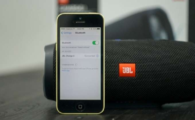 Подключаем Bluetooth колонку JBL к смартфону — подробная инструкция