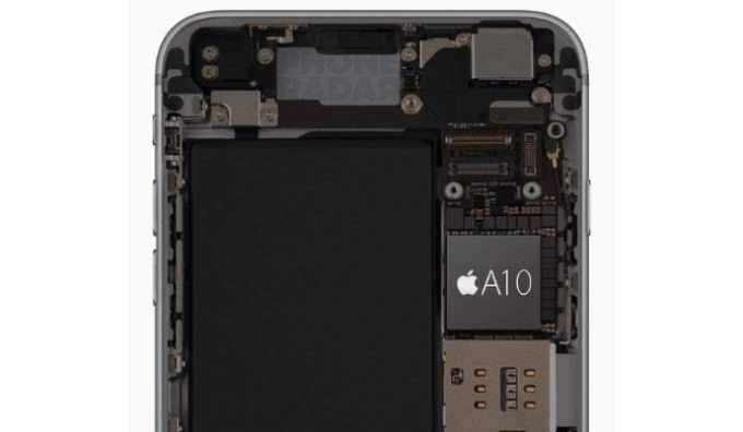 Процессор Apple A10 Fusion