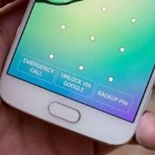 Как разблокировать телефон Samsung Galaxy?