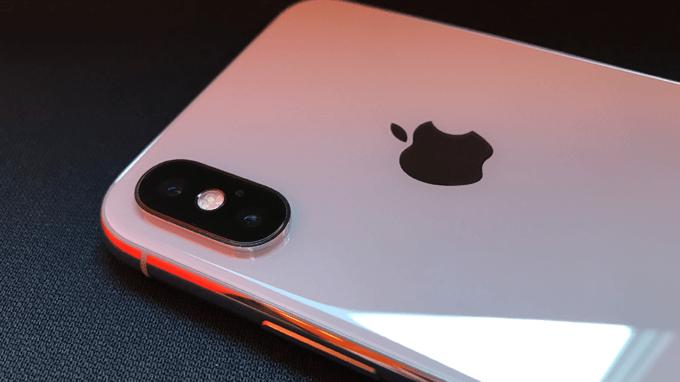 iPhone X Основная камера