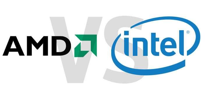 Intel против AMD
