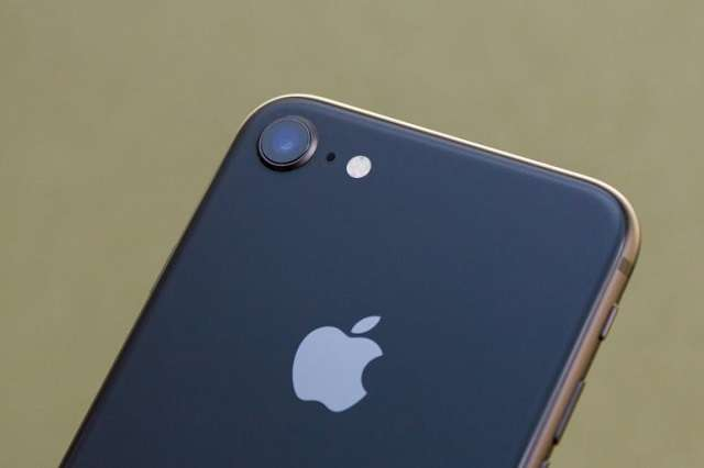 iPhone 8 камера