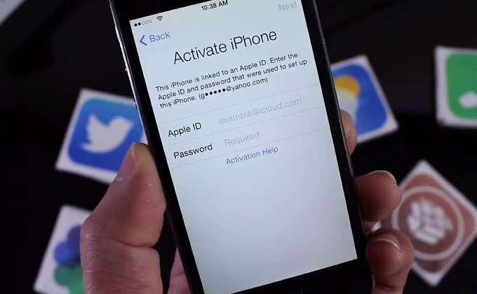 Как разблокировать iPhone