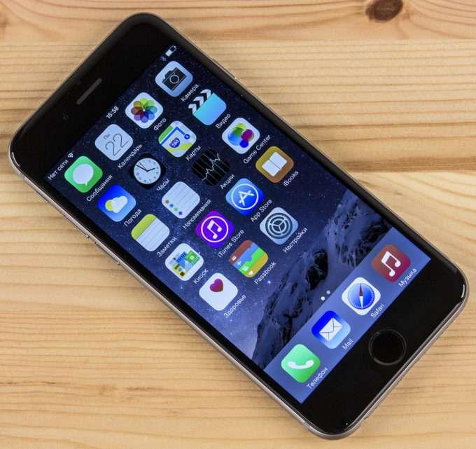 Экран Apple Iphone 6