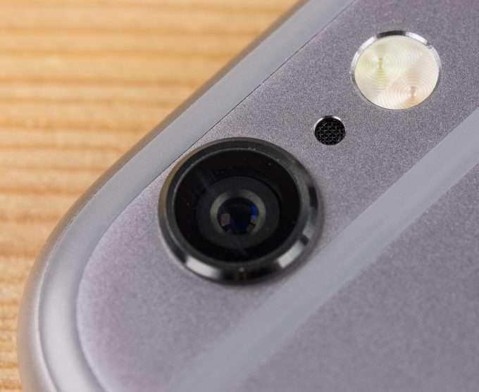 основной модуль камеры