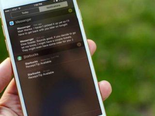 Отключаем push-уведомления на iPhone - пошаговое руководство