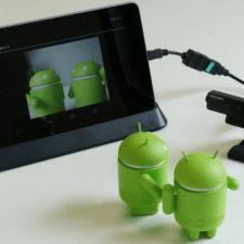 Как подключить веб камеру к телефону