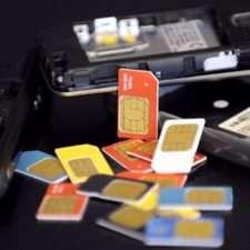 сим-карты и телефоны