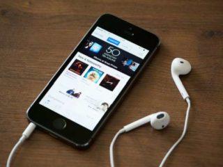 Как скачать музыку на Айфон?