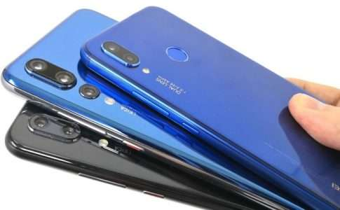 Обзор Huawei P20 Lite