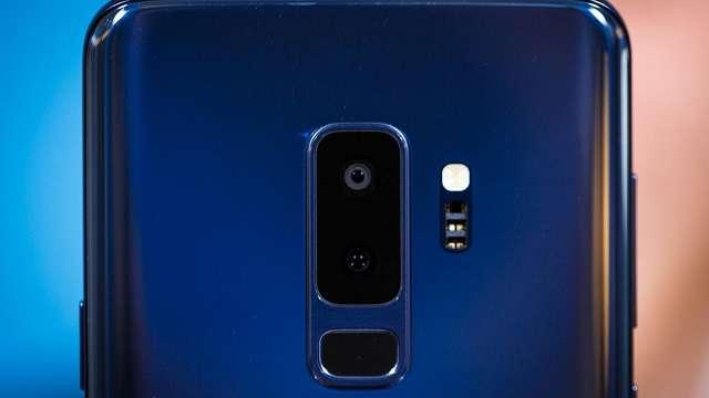 Samsung Galaxy S9 камера